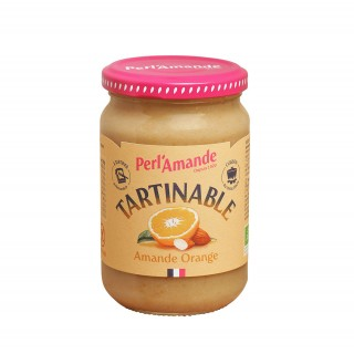 Tartinade Amande Orange 300g