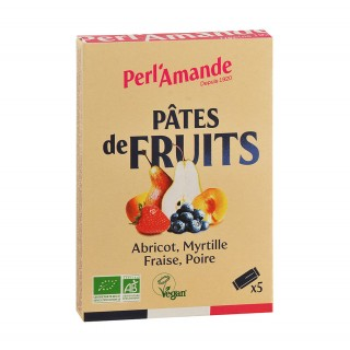 Etui Pâte de fruits 125G